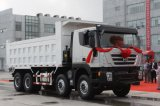 30-40トンのローディングを用いるIveco Genlyon 8X4の重いダンプカー