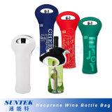 Il supporto tozzo del sacchetto del vino del neoprene/bottiglia da birra può sacchetti più freddi