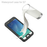 Samsung S7를 위한 방수 이동 전화 상자를 평가하는 IP68 보호