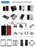 Boîtier de dos de boîtier de rechange de couverture arrière/couverture panneau arrière/Assemblée +Glass de boîtier pour iPhone7 7plus 6 6s 5 5s 5c 4