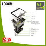 1000W luz de inundación LED 100000 lúmenes al aire libre IP65 LED luz 1000