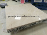Marble Stone Cream Marfil Honeycomb Composite Panels