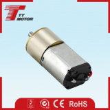Motor eléctrico de poca velocidad de la caja de engranajes 12V para el secador de pelo
