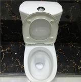 Jeu de toilette en deux pièces en céramique pour la salle de bains