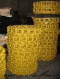 Gelbes oder schwarzes Spur-Großhandelslink für Exkavator von der China-Fabrik