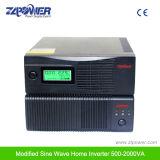 fuera de la red 4000W 24/48 V de onda sinusoidal pura inversor con cargador, Aprobado por la CE