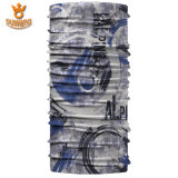 Bandanas magiques de recyclage extérieurs d'élastique de bandeau d'équitation d'écharpe