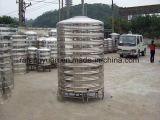 Tanque de armazenamento material da água da boa qualidade
