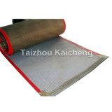 PTFE abren la banda transportadora del acoplamiento para el secador de la tela
