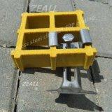 Clip/abrazadera/sujetador del acero inoxidable para la instalación Grating de FRP