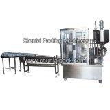 치즈 컵 채우는 밀봉 기계