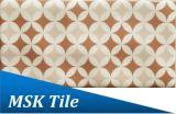 75X150mm Regentropfen glasig-glänzender Keramikziegel