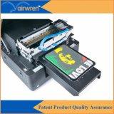 Imprimante facile de textile de Digitals DTG de taille de la machine d'impression de T-shirt d'exécution A4
