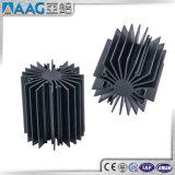 OEM 알루미늄 또는 RoHS/Ce/ISO/As2047/Aama를 가진 알루미늄 열 싱크 또는 방열기 밀어남 단면도