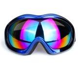 Fornitore all'ingrosso professionista di occhiali di protezione a un solo strato del pattino