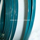 PU/PVC Amseal 또는 가장자리 또는 바인딩에 의하여 밀봉되는 가장자리 컨베이어 벨트