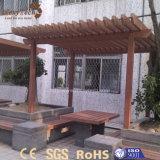 Leicht zusammengebauter im Freiengarten-PlastikholzWPC 3X4 Pergola
