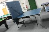Table de tennis de table de qualité supérieure Table de ping-pong amovible