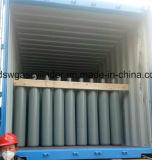 pureza 99.999% del helio 5.0 de los cilindros de gas 40L