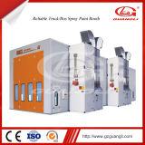 Vrachtwagen van de van Certificatie Ce van de Fabriek van China Prijs de Van uitstekende kwaliteit van de Cabine van het Baksel van de Verf van de Nevel van de Bus van de Auto