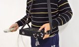 Scanner tenu dans la main vétérinaire de machine d'ultrason avec le cadre libre d'Alumium de sonde de sac imperméable à l'eau animal Micro-Convexe de la CE