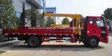 FAW는 가격 6 톤으로 트럭 12 톤 화물 자동차 XCMG 기중기 거치했다