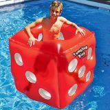 Facendo pubblicità al galleggiante adulto gonfiabile dell'acqua del raggruppamento da vendere