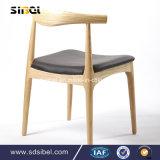 Cadeira de jantar de madeira Sbe-CZ0632 do restaurante moderno da mobília do hotel da sala de visitas