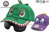 Gorra de béisbol de los niños de los cabritos de la felpa en diseño de los animales