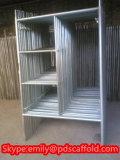 De Steiger van het Frame van /Stair van het Frame van de deur/het Lopen van het Frame/het Systeem van de Steiger van het Frame