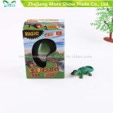 Il crescente uovo di dinosauro magico educativo di espansione delle uova gioca le uova del serpente