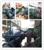 Bomba grande eléctrica de la irrigación de la turbina del flujo