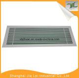 Verspreider van de Groef van de Luifel van de Lucht van het Register van de Vloer HVAC de Lineaire