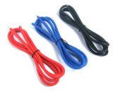 Cable flexible adicional 20AWG del silicón con 005