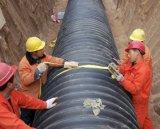 Ef соединение заварки трубы HDPE полосы