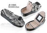Forma de zapatos de joyería especial