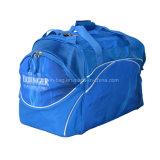 Grand sac personnalisé de bagage de molleton de sport de gymnastique de qualité