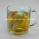 Г-н Чай Силикон Чай Фильтр качества еды пакетика чая силикона
