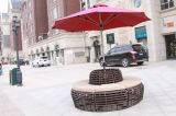 여가 등나무 의자 옥외 가구 20