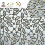 Il tessuto del merletto del reticolo del foglio, adatta a disegno più &Newest 2017 E20021