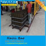 Machine de moulage des prix de construction de bâtiments de bloc bon marché du matériel Qt3-20, manuel de machine de bloc, fabrication de bloc