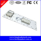 Panelmount Metalltastatur mit Berührungsfläche