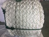 химически волокно 8-Strand Ropes полипропилен веревочки зачаливания, смешанный полиэфир, Nylon веревочка