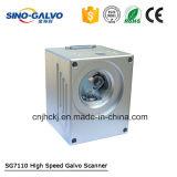 표하기 전화 쉘을%s 20W 섬유 Laser 검류계 스캐너 Sg7110