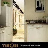 品質の白い洋服掛け用クローゼットのフルハウスのJoinery Tivo-040VW