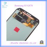 Tela de toque nova original LCD do telefone de pilha para o indicador de Samsung G870 G870A S5