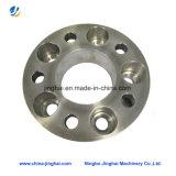 Alliage d'aluminium de précision d'OEM/connecteur de usinage de laiton/en métal pour l'automobile de moto