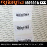 Modifica antifurto del documento lucido RFID di frequenza ultraelevata per gestione di patrimonio