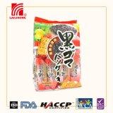 De gezonde Crackers van de Graangewassen van het Koekje van de Sesam van het Voedsel Plantaardige Knapperige K008