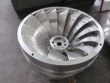 Le bâti de pompe partie le bâti de turbine d'ailette du guidage